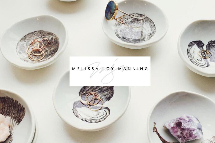 Melissa Joy Manning(メリッサジョイマニング)
