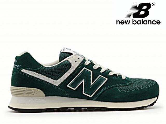 new balance model 574 Green