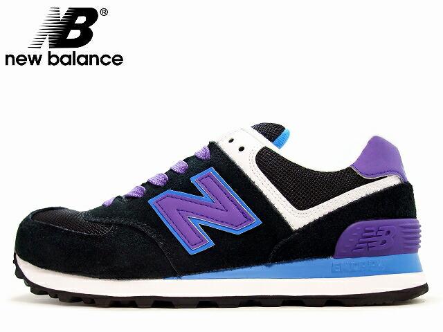 m574 new balance purple