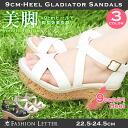 Gladiator Sandals shoes, cross berthyheelwedgsawl Sandals wedge heel thick heel casual jute Sandals legs 9 cm heel shoes summer 2015 spring summer new shoes