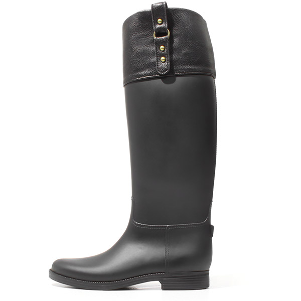 FashionLetter | Rakuten Global Market: SURZO long rain boots ...