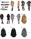 59 2014 outer coat outer jacket stand collar fake wool coat rabbit fur trench coat medium length Lady's レデイース winter