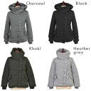 2013 2013 outer Lady's outer jacket volume neck blouson military jacket outer balloon big collar Mods coat lady's woman fall and winter new work fall and winter
