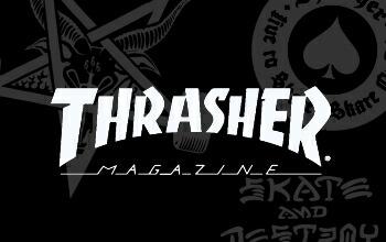 THRASHER【スラッシャー】