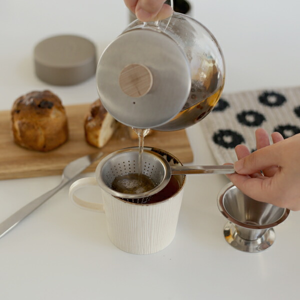 いつものお茶を格上げする「ティーストレーナー」使い方とおすすめ商品15選