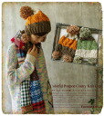*Young girl * handmade warmth bonbon knit hat .* ゜ fs3gm where I touched a cherry