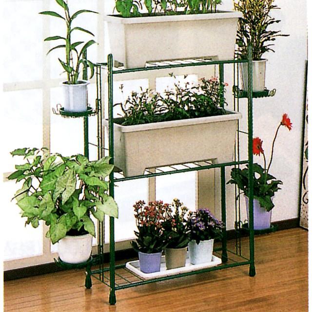 Fbird Rakuten Global Market Planter Stand K 100 Pot Plants And Planter 39 S Communal Garden Rack