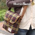 Harris Tweed���ϥꥹ�ĥ����� ���������Хå�