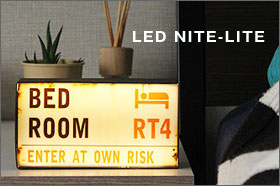 LED NITE-LITE London ���󥵡��饤��