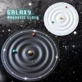 GALAXY MAGNETIC CLOCK