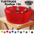 TUBTRUGS タブトラッグス シャロウ 15L