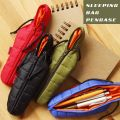 SLEEPING BAG PENCASE�����꡼�ԥ󥰥Хå��ڥ󥱡���