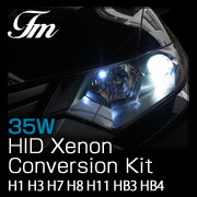 35W HID Xenon Conversion Kit