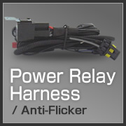 Relay Harness / Anti-Flicker