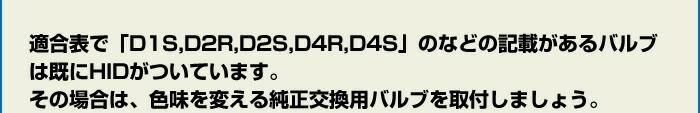 Ŭ��ɽ�ǡ�D1S,D2R,D2S,D4R,D4S�פΤʤɤε��ܤ�����Х�֤ϴ��HID���Ĥ��Ƥ��ޤ������ξ��ϡ���̣���Ѥ���������ѥХ�֤���դ��ޤ��礦����