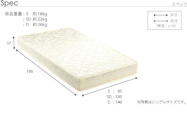 楽天市場】【送料無料】ベッド ...