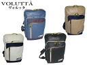 Memorial Day mens ladies voletta VOLUTTA canvas x leather x collaboration Faust series leather comes with the large body bag VOL237