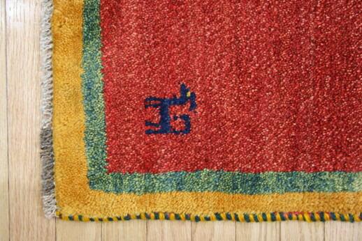 手工编织的地毯