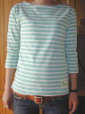 Boat neck T shirt pattern