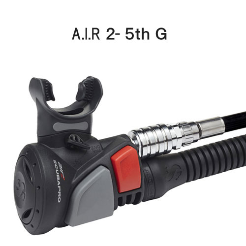 2015年最新モデルAIR2-5thG搭載