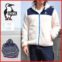 Jiamusi /CH04-0653 / booby / outdoor /CHUMS, CHUMS / chums / Parker /Fleece Elmo Hoody II / freeselmohoodie II / fleece / logo / mens