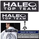 "[HALEO]ハレオ 柔術着用・""HALEO TOP TEAM""ロゴパッチ〔小〕 【HALEO×ブルテリア限定版】"