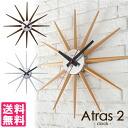 Atras 2 - clock - Atlas 2 clock wall clock ART WORK STUDIO fs3gm