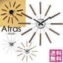 Atras-clock - / アトラスク rock wall clock ART WORK STUDIO fs3gm