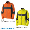 BROOKS ( Brooks ) NIGHT LIFE nightlife essential run jacket 2 (men) 10% 'Not allowed'