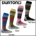 BURTON (바 턴) 양말 12-13 여성 snow socks ()