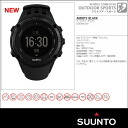 Suunto SUUNTO AMBIT2 アンビット 2 BLACK (black) ( assured genuine manufacturers 2 year guarantee / Japan Japanese instructions included )