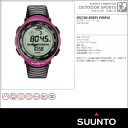 SUUNTO VECTOR Suunto Vector Berry Purple (purple Berry) ( assured genuine manufacturers 2 year guarantee / Japan Japanese instructions included )