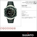 SUUNTO VECTOR Suunto Vector KHAKI (khaki) ( assured genuine manufacturers 2 year guarantee / Japan Japanese instructions included )