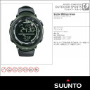 SUUNTO VECTOR Suunto Vector Military Green (vector-military green) ( assured genuine manufacturers 2 year guarantee / Japan Japanese instructions included )