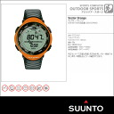 SUUNTO VECTOR Suunto Vector ORANGE (orange) ( assured genuine manufacturers 2 year guarantee / Japan Japanese instructions included )