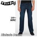 Volcom Volcom jeans men's Jeans denim pants denim Kincaid Volcom 'not allowed'