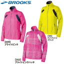 BROOKS ( Brooks ) WOMENS NIGHT LIFE nightlife essential run jacket 2 (Womens) 10% 'Not allowed'