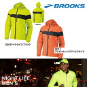 "BROOKS (Brooks) NIGHT LIFE nightlife LSD light jacket 3 (men's) 10% OFF! ""Impossibility"""