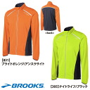 "BROOKS (Brooks) NIGHT LIFE nightlife Infinity jacket 4 (men's) 10% OFF! ""Impossibility"""