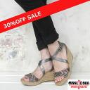 MINNETONKA Minnetonka sandal Emme Emme strap EMME #71312S [SK]