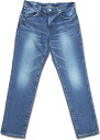D.M.G [Domingo DMG] / 13-761 D (26-2) / 5 P アンクルスリム denim pants [jeans] [stretching] uncle cut