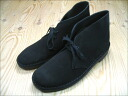 In the promise of the CLARKS DESERT BOOT #31691 BLACK SUEDE product arrival report view