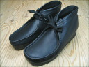 In the promise of Clarks Wallaby boots CLARKS WALLABEE BOOT BLACK LEATHER goods arrival report view
