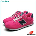 In the promise of the new balance KL574 PFG pink KL574 PFG PINK, New Balance M:width Womens junior sneakers arrival report view