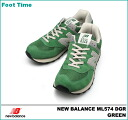 In the fixture of the New Balance ML574DGR green New Balance ML574DGR GREEN D:width unisex men gap Dis sneakers review