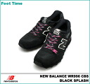 New Balance WR996 CBS NEWBALANCE WR996 CBS D:width black splashing BLACK SPLASH Lady's sneakers