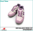 It is the fixture of the review after the arrival to New Balance WR996 CST NEWBALANCE WR996 CST D:width strawberry STRAWBERRY Lady's sneakers
