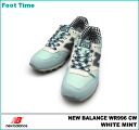 It is the fixture of the review after the arrival to New Balance WR996 CW NEWBALANCE WR996 CW D:width white mint WHITE MINT Lady's sneakers