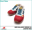 It is the fixture of the review after the arrival to New Balance WR996 DJ NEWBALANCE WR996 DJ jasper red / navy JASPER RED/NAVY D:width Lady's sneakers