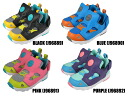 Reebok バーサポンプフューリー Reebok VERSA PUMP FURY 4COLORS kids shoes kids Shoes Sneakers